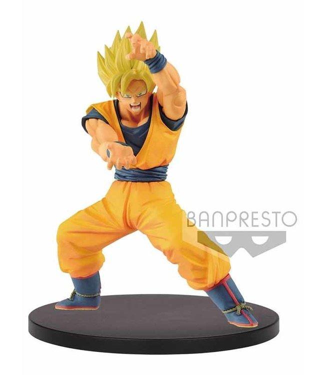 Banpresto Banpresto Dragonball | Super Saiyan Goku (Chosenshiretsuden) Statue