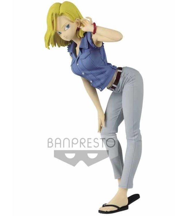 Banpresto Banpresto Dragonball | C18 Statue