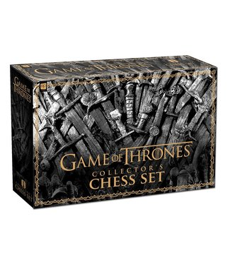 Game of Thrones Game of Thrones | Collectors Edition Schachspiel