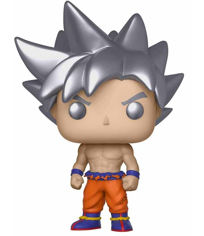 Dragonball Super Ultra Instinct Goku Funko Pop Vinyl Figur