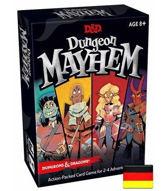 Dungeons & Dragons | Dungeon Mayhem Kartenspiel