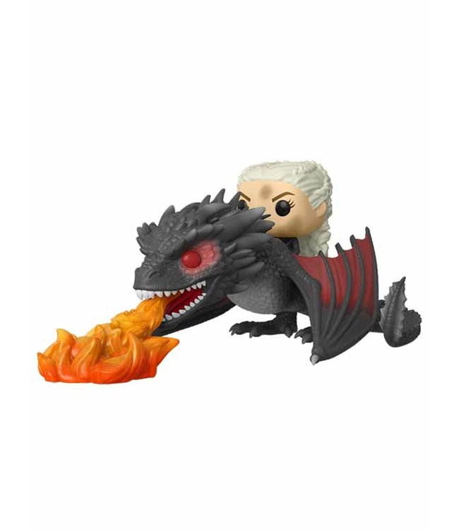 Funko Game of Thrones | Daenerys on Drogon Funko Pop Rides Vinyl Figur