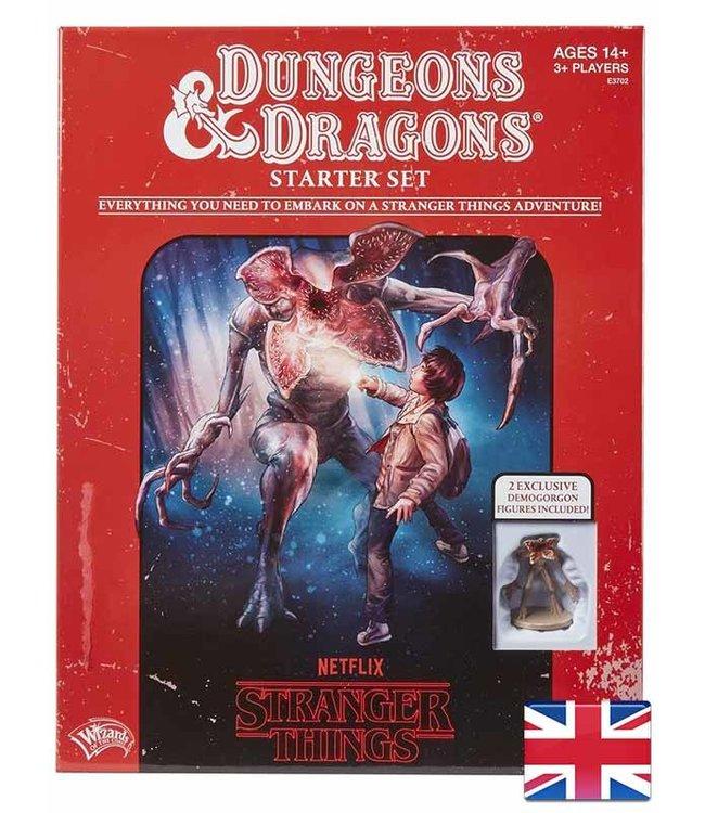 Dungeons & Dragons   Stranger Things Starter Set