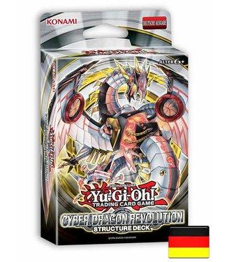 Yu-Gi-Oh Yu-Gi-Oh! | Cyber Dragon Revolution Structure Deck
