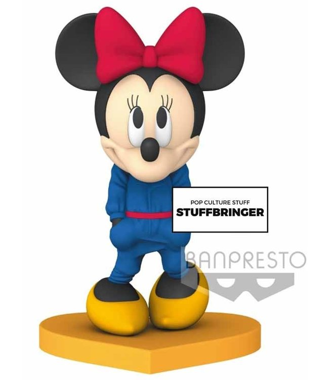 Banpresto Banpresto | Minnie Mouse Q Posket Figur