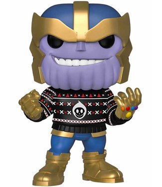 Funko Marvel Holiday | Thanos Funko Pop Vinyl Figur