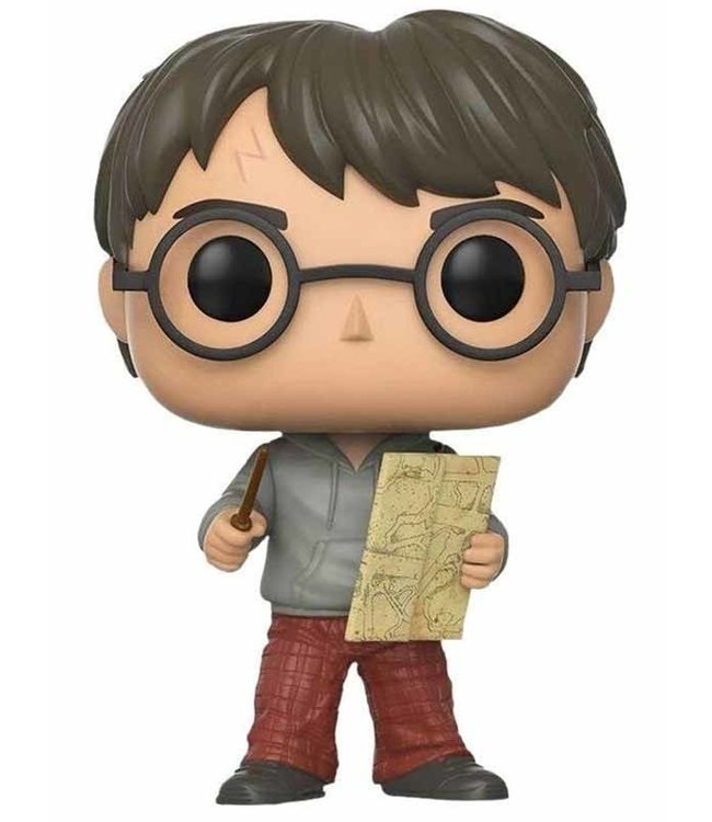 Funko Harry Potter | Harry Potter (Marauders Map) Funko Pop Vinyl Figur
