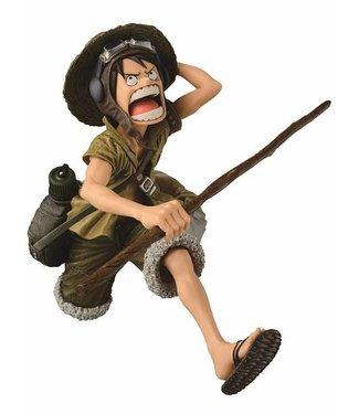 Banpresto Banpresto One Piece | Monkey D. Ruffy (Camouflage) Figur