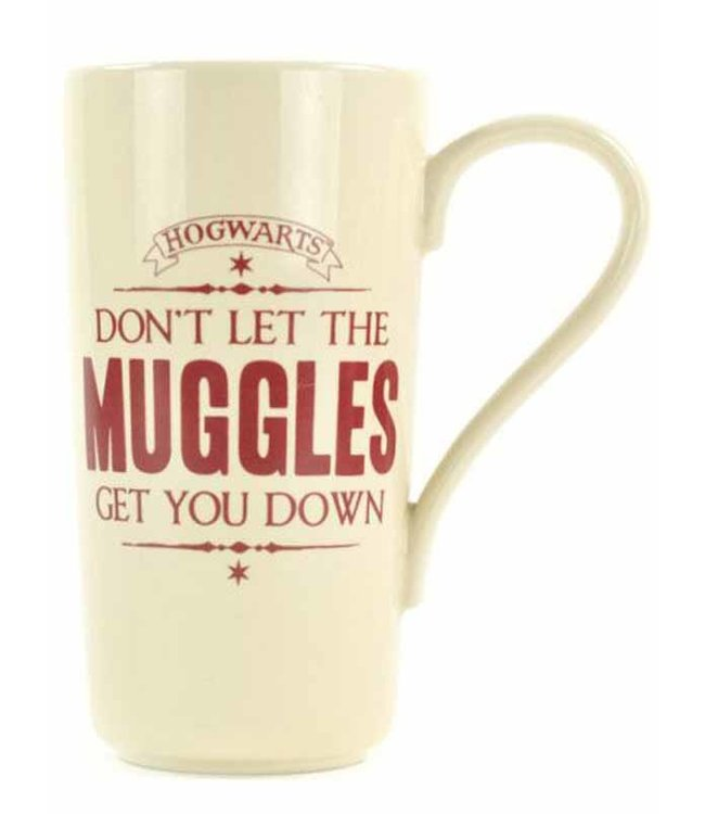 Half Moon Bay Harry Potter | Muggles Latte Macchiato Tasse