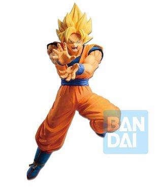 Banpresto Banpresto Dragonball | Super Saiyan Goku (Android Battle) Statue