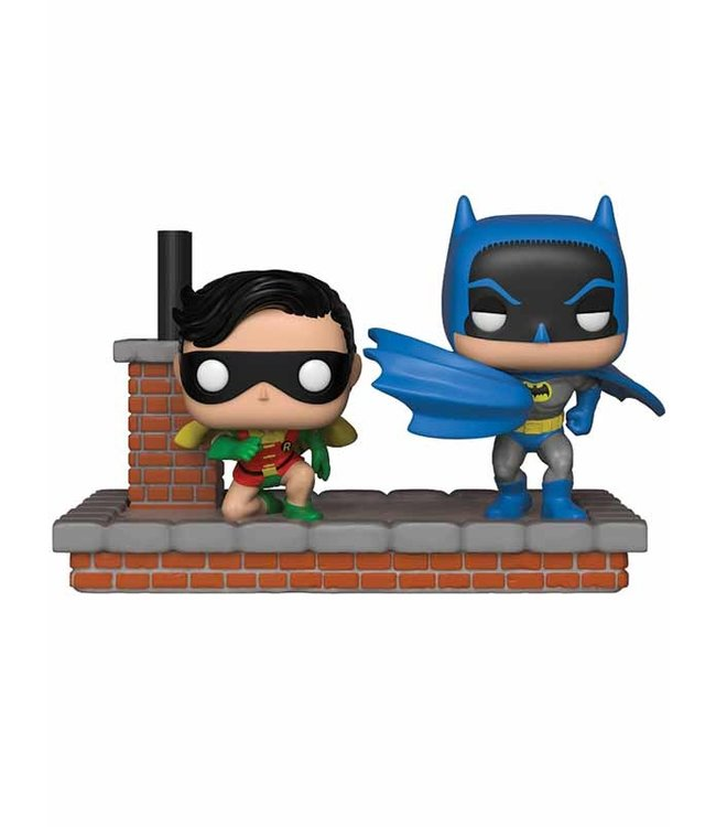 Funko DC Comics | Batman and Robin Funko Pop Moment