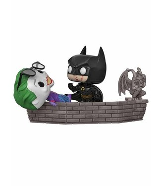 Funko DC Comics | Batman and Joker Funko Pop Moment