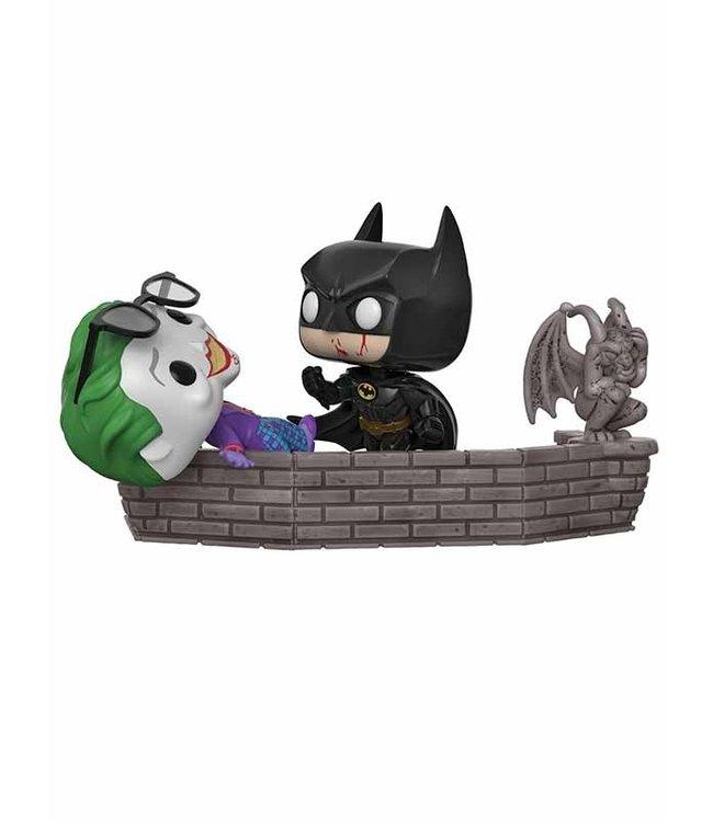 Funko DC Comics | Batman and Joker Funko Pop Moment