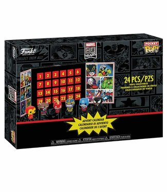 Funko Funko | Marvel Pocket Pop Adventskalender