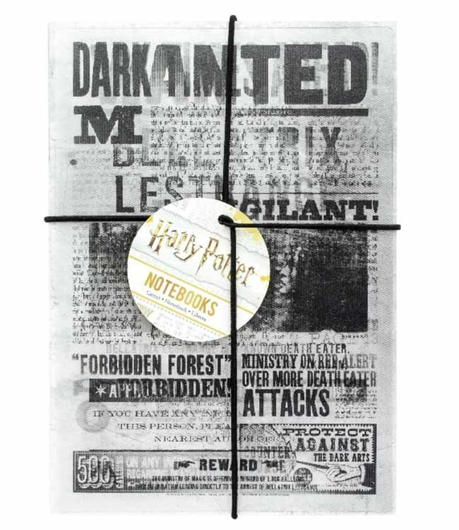 Harry Potter Harry Potter   Dark Arts Notizbuch