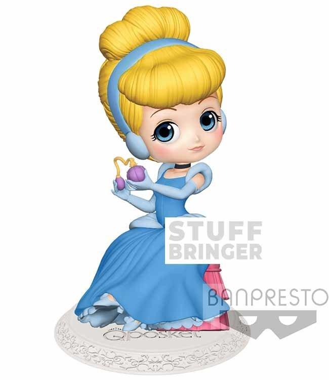 Banpresto Banpresto | Cinderella (Perfumagic) Q Posket Figur