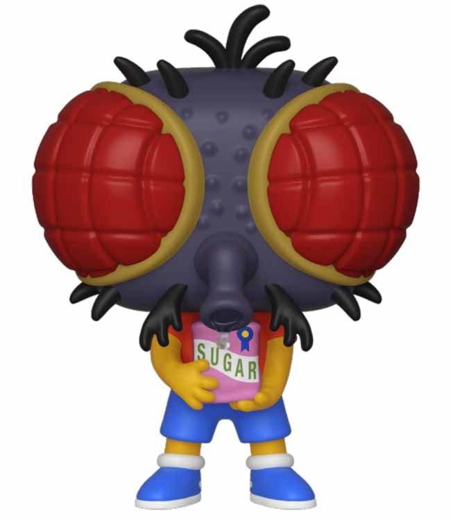 Funko The Simpsons | Fly Boy Bart Funko Pop Vinyl Figur