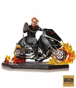 Iron Studios Marvel | Ghost Rider (Exclusive) Statue