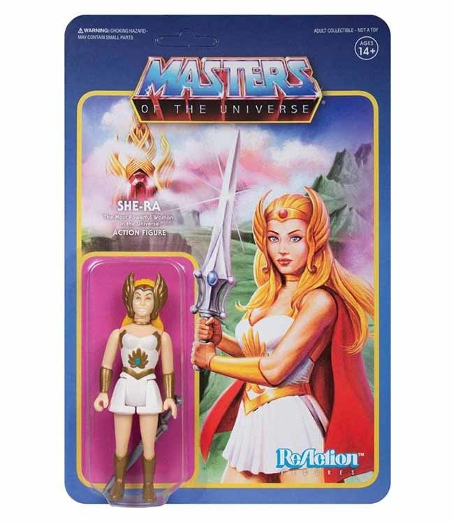 Super7 Masters of the Universe | She-Ra ReAction Figur