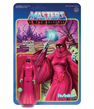 Super7 Masters of the Universe | Shadow Weaver ReAction Figur
