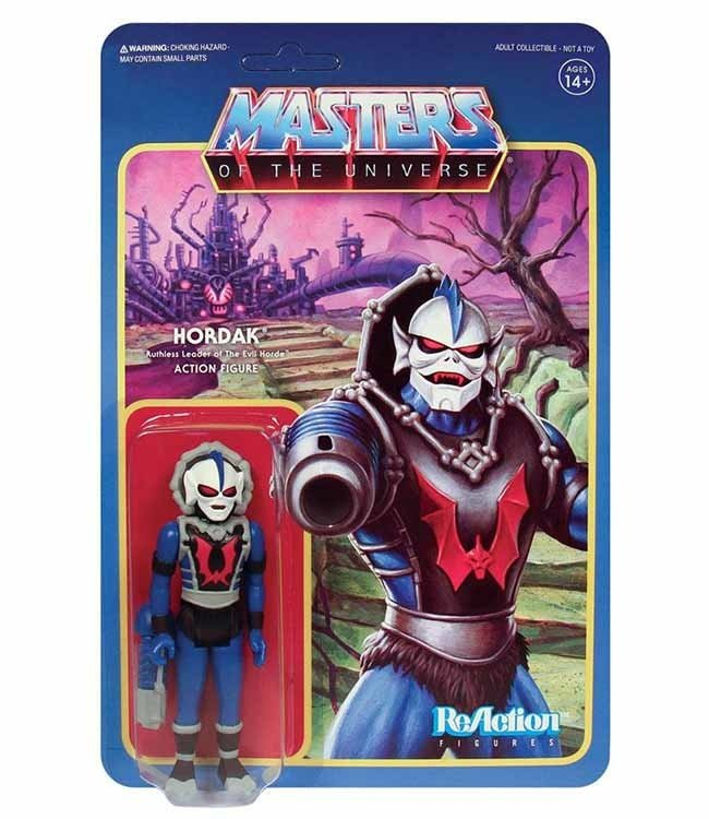 Super7 Masters of the Universe | Hordak ReAction Figur