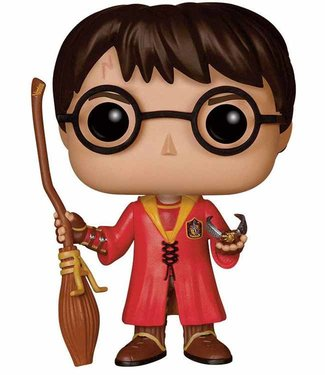 Funko Harry Potter | Harry Potter (Quidditch) Funko Pop Vinyl Figur