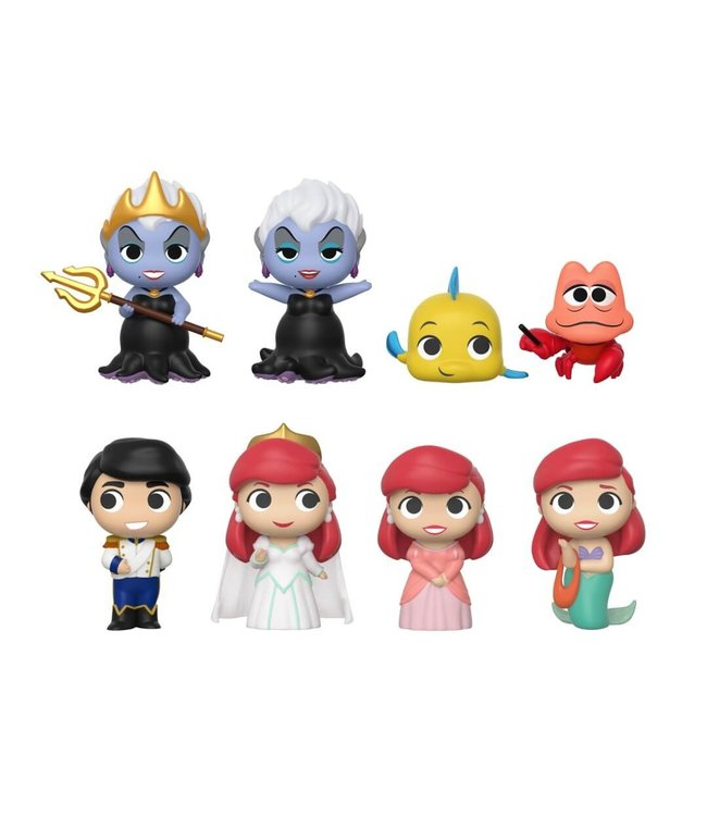 Funko Little Mermaid | Funko Mini Vinyl Figuren