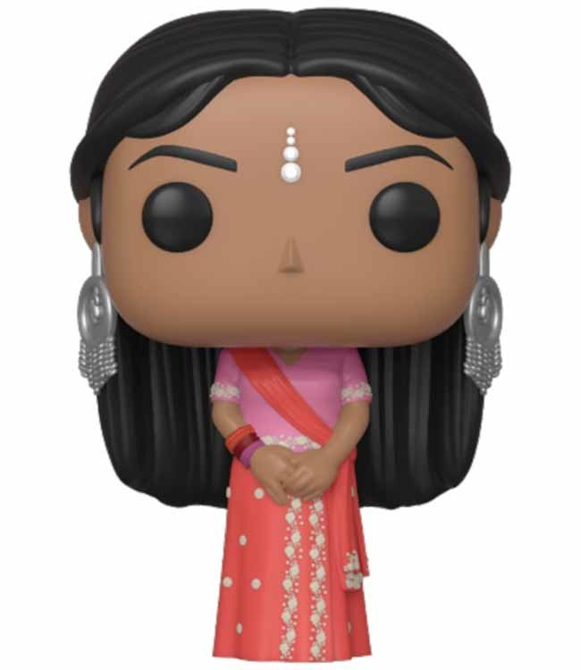 Funko Harry Potter | Yule Ball Padma Patil Funko Pop Vinyl Figur