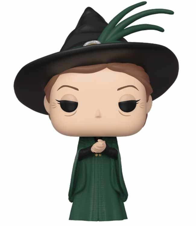 Funko Harry Potter | Yule Ball Professor McGonagall Funko Pop Vinyl Figur