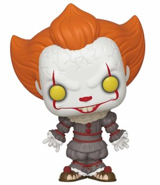 Funko IT: Chapter 2 | Pennywise (Open Arms) Funko Pop Vinyl Figur