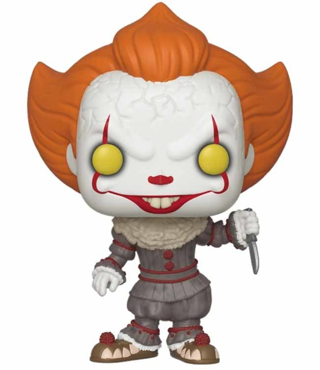 Funko IT: Chapter 2 | Pennywise (Blade) Funko Pop Vinyl Figur