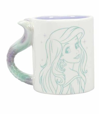 Half Moon Bay Disney | Arielle (Shaped) Tasse