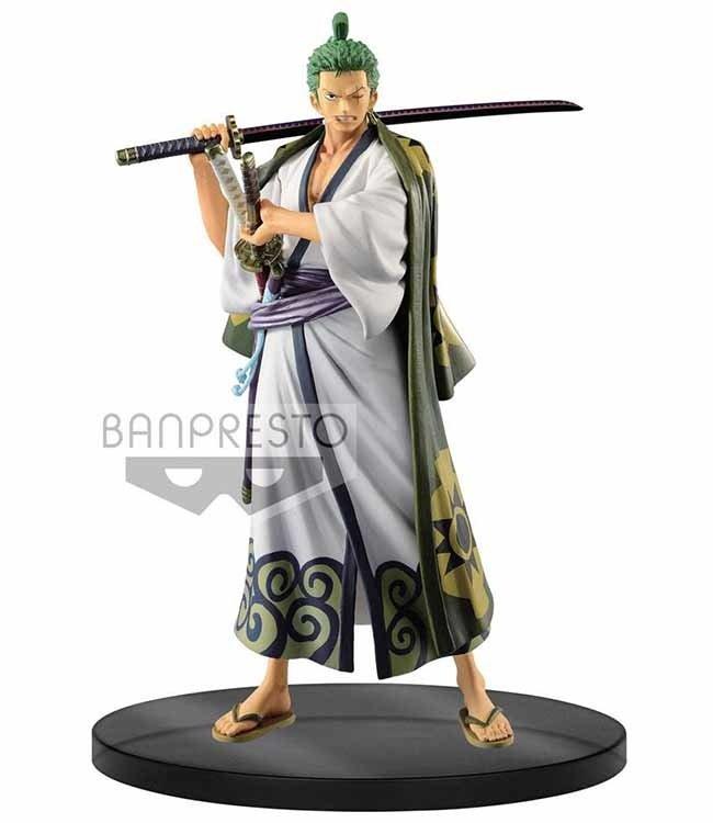 Banpresto Banpresto One Piece | Zoro (DFX Grandline Men) Statue