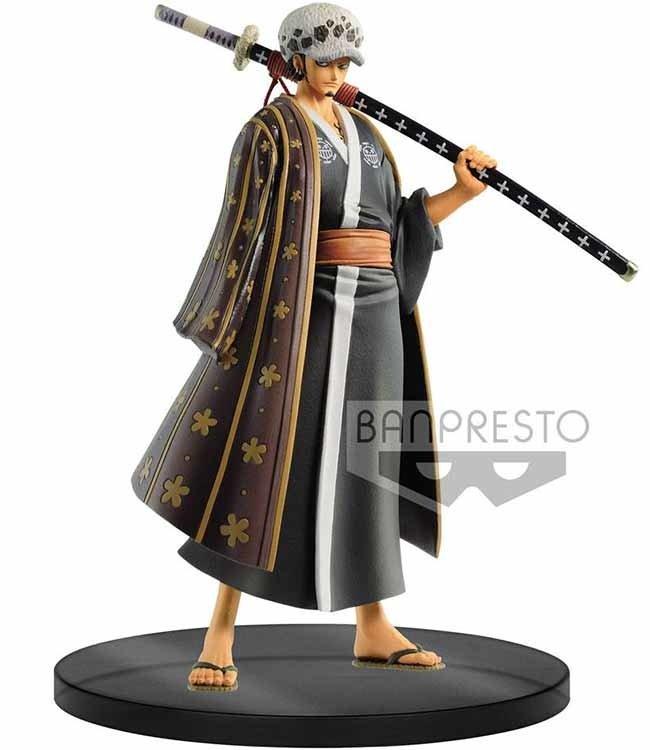 Banpresto Banpresto One Piece | Trafalgar Law (DFX Grandline Men) Statue