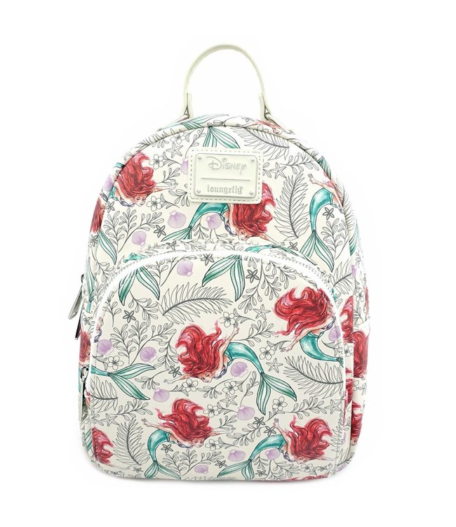 Loungefly Loungefly Disney | Arielle Mini Rucksack