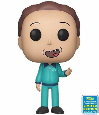 Funko Rick and Morty | Tracksuit Jerry (SDCC Exc) Funko Pop Vinyl Figur