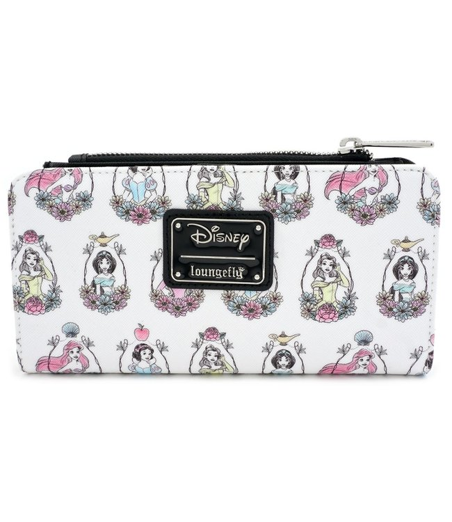 Loungefly Loungefly Disney | Princess Geldbeutel