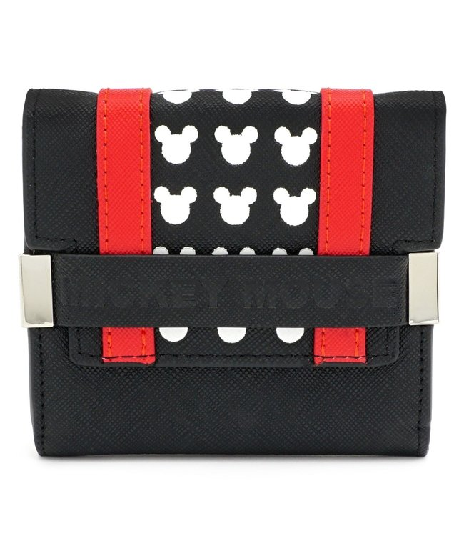 Loungefly Loungefly Disney | Mickey Mouse (Black & Red) Geldbeutel