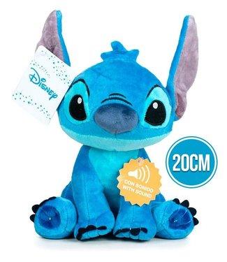 Disney Disney | Stitch (20 cm) Plüschfigur mit Sound