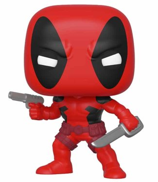 Funko Marvel 80th | Deadpool (First Appearance) Funko Pop Vinyl Figur
