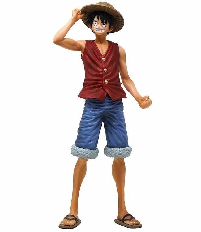Banpresto Bandai One Piece | Monkey D. Ruffy (Masterlise) Statue