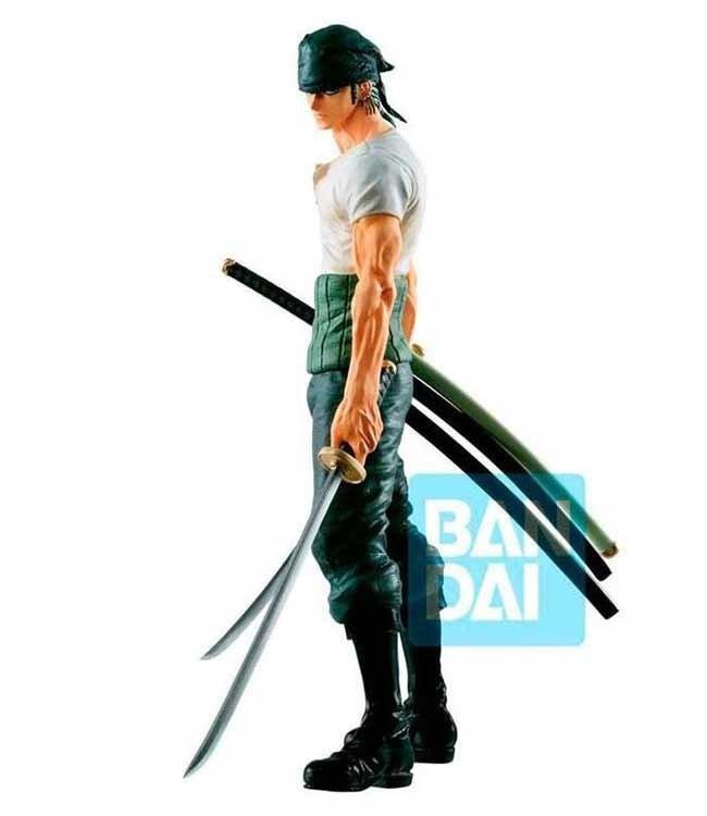 Banpresto Bandai One Piece | Roronoa Zoro (Masterlise) Statue