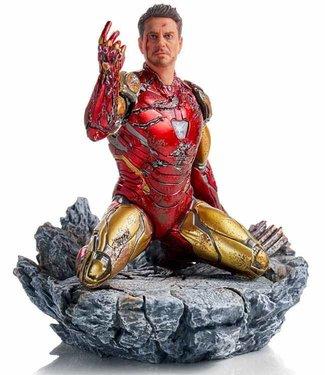 Iron Studios Avengers Endgame | Iron Man (Snap) Statue