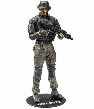McFarlane Toys Call of Duty | Captain John Price Actionfigur