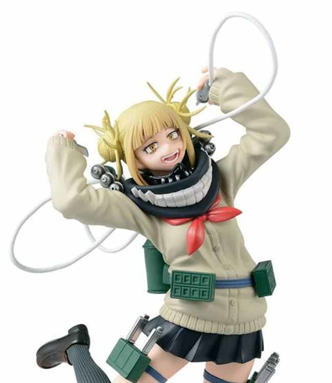 Banpresto Banpresto My Hero Academia   Himiko Toga Statue