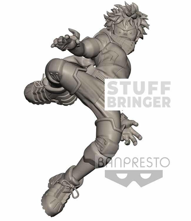Banpresto Banpresto My Hero Academia | Deku (King of Artist) Statue
