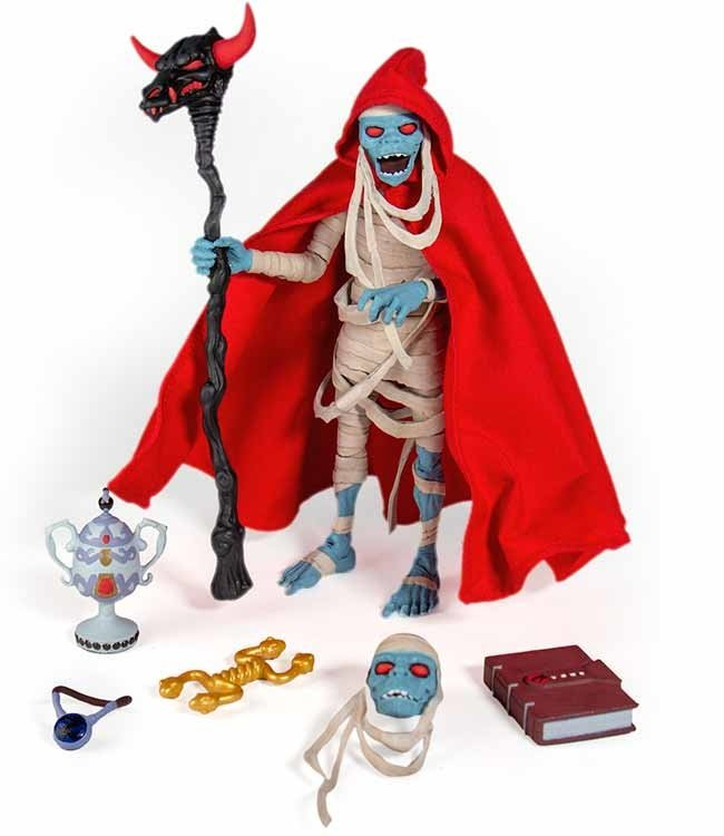 Super7 Thundercats | Mumm-Ra Ultimate Actionfigur