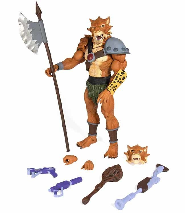 Super7 Thundercats | Jackalman Ultimate Actionfigur