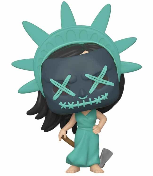 Funko The Purge | Lady Liberty Funko Pop Vinyl Figur