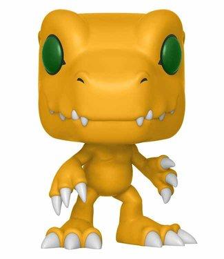 Funko Digimon | Agumon Funko Pop Vinyl Figur